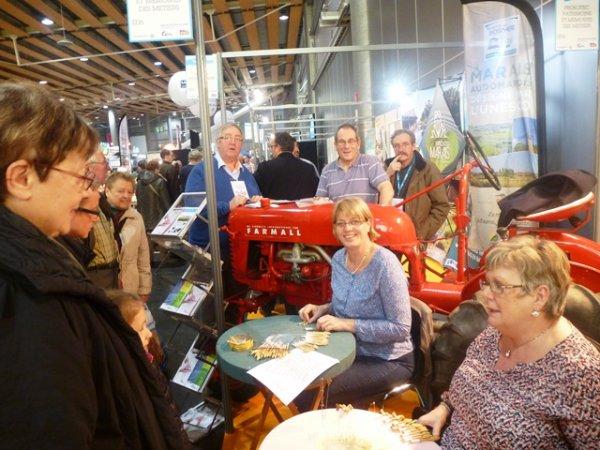 Le Pays de Weppes était présent au salon Tourissima 2015