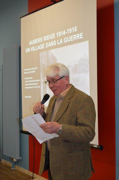 Le Bistrot Histoire d'Aubers : les premières photos (merci à Jean-Paul Haultcoeur d'Aubers)