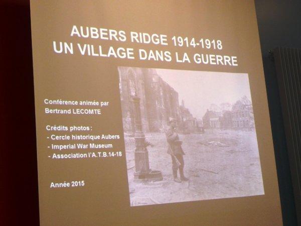 Aubers Ridge