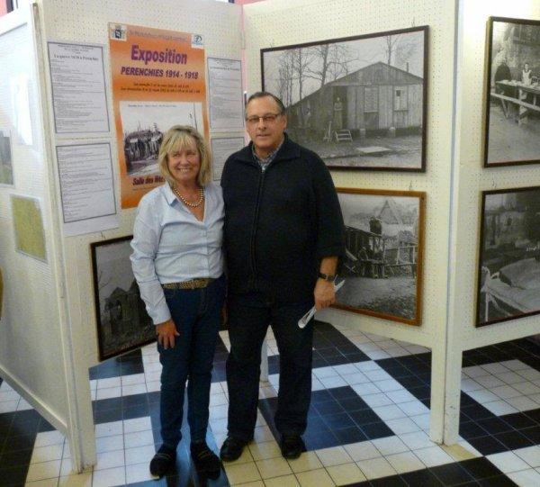 Le bistrot histoire de Pérenchies dans le viseur d'Alain-Pierre Loyez