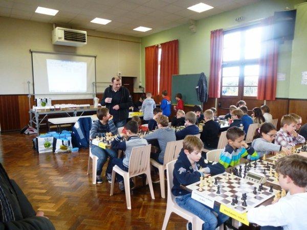 Les élèves de l'école des Cobbers de Fromelles se qualifient pour la finale du championnat de France scolaire du jeu d'échecs
