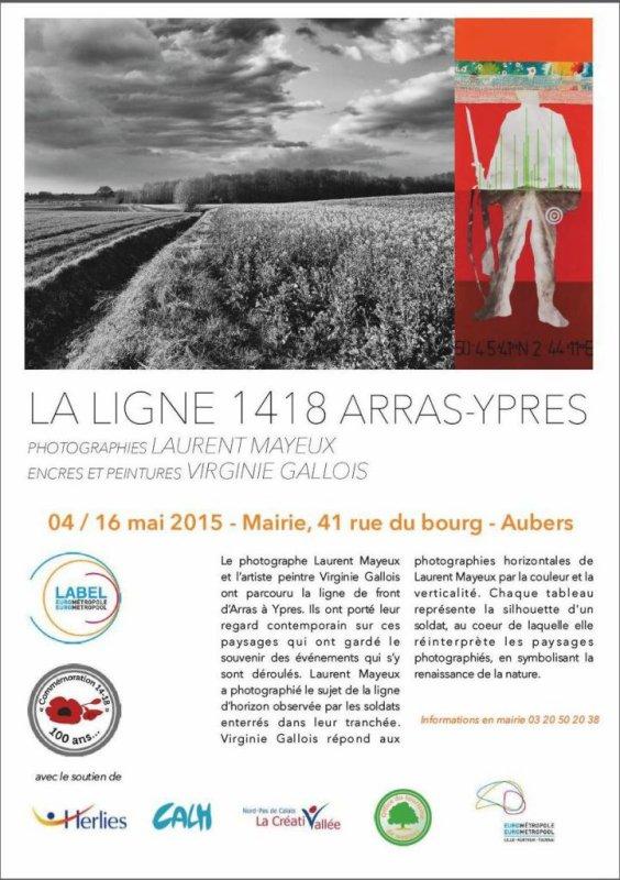 La Ligne 14-18 prochainement à Aubers