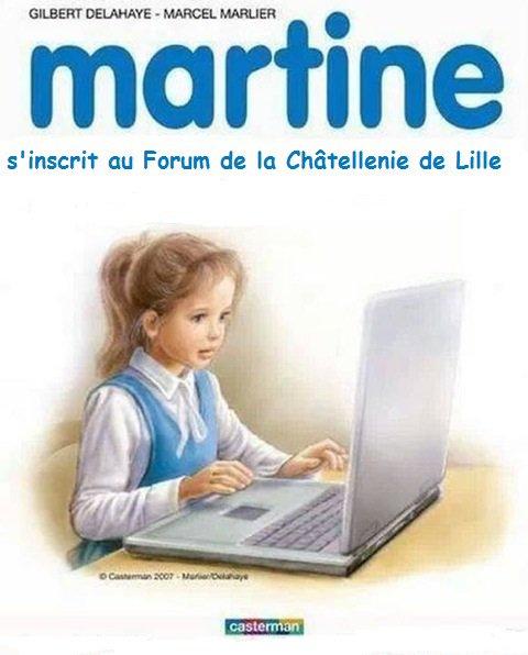 Qui veut encore s'inscrire pour le forum de la châtellenie de Lille ?