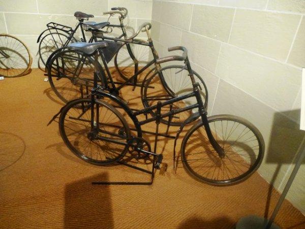 Les vélos pliants de la Grande Guerre