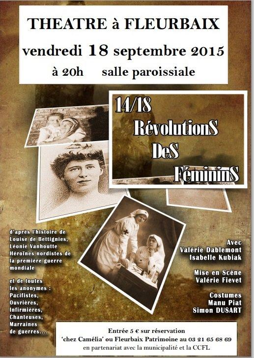 Destins de femmes pendant la Grande Guerre