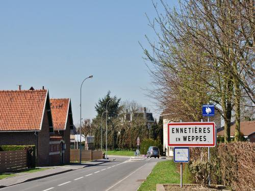 Samedi 26 septembre : circuits vélo au départ d'Ennetières-en-Weppes