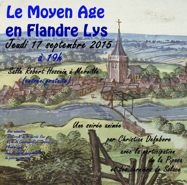 Le Moyen Âge en Flandre Lys