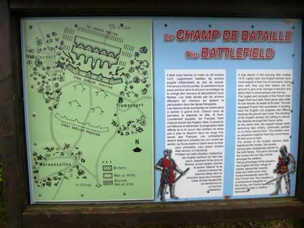 25 octobre 1415 : Azincourt