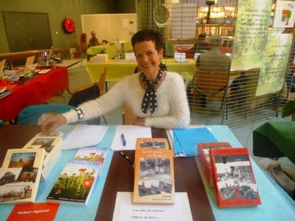 Au salon du livre d'histoire régionale de Gondecourt (suite)