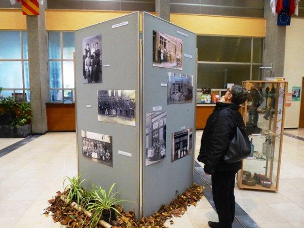 L'exposition du 11 novembre à Lomme