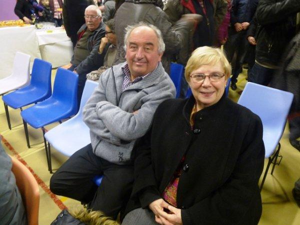Weppes en Flandre était présent aux voeux de madame Désirée Duhem, maire d'Hantay, où aura lieu le prochain forum des Weppes en octobre.