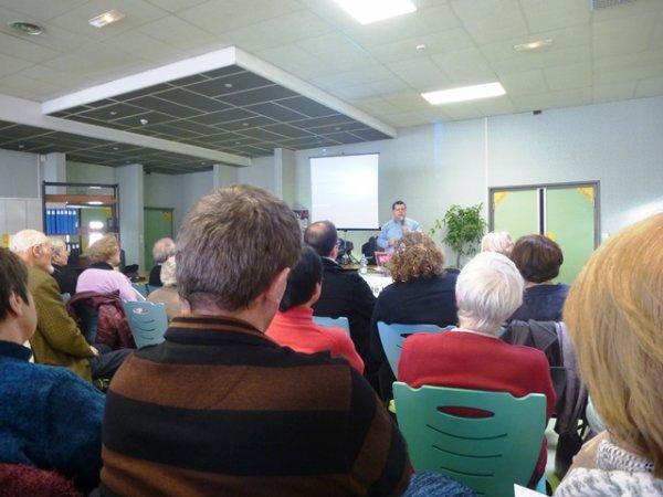 La Société historique de Tourcoing et du Pays de Ferrain en assemblée générale