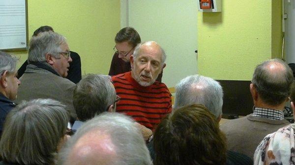 Un nouveau président pour Weppes en Flandre !
