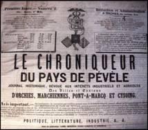 Le Chroniqueur du Pays de Pévèle