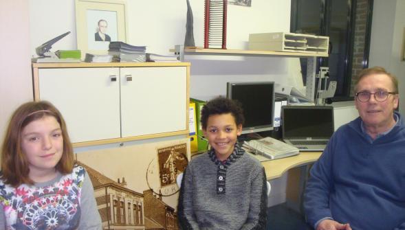 La société historique de Phalempin prend un coup de jeune !