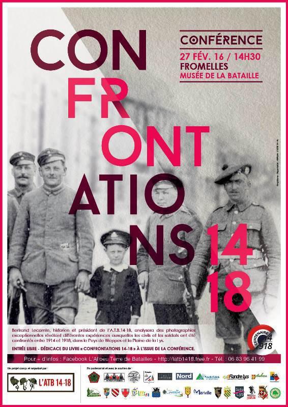 Une conférence à Fromelles