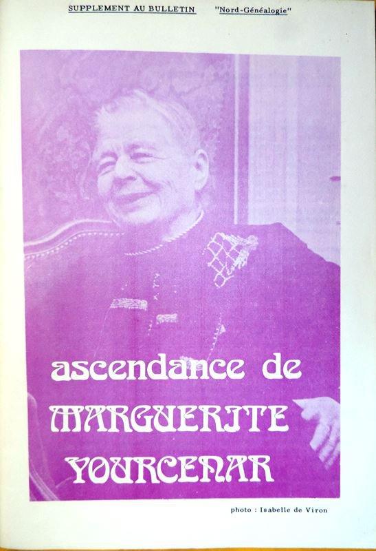 La généalogie de Marguerite Yourcenar