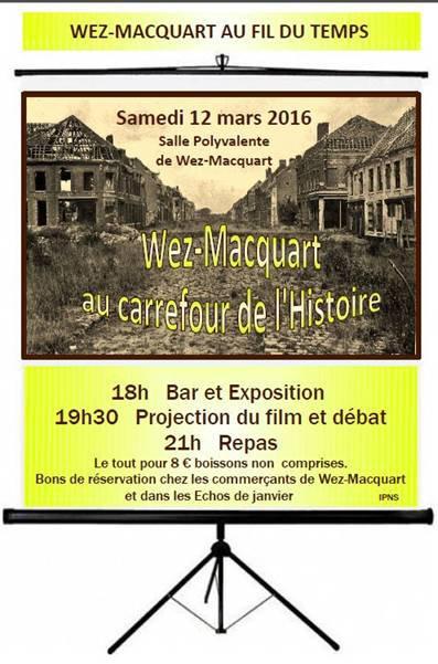 Wez-Macquart au carrefour de l'Histoire