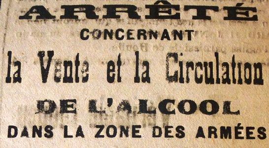 1914-1918 : quand la population était invitée à veiller sur la bonne santé des combattants