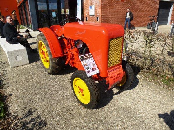 La fête de printemps de Tracteurs en Weppes, ce sera les 9 et 10 avril prochains à Beaucamps-Ligny