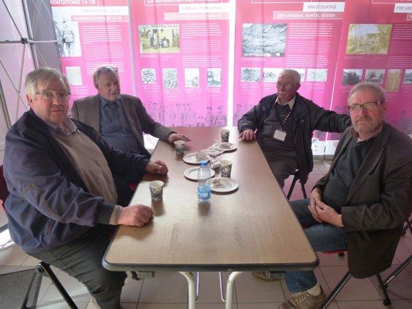 Forum de la châtellenie de Lille : ambiances