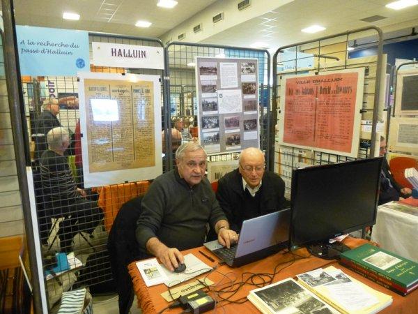 Forum de la châtellenie de Lille : les exposants du pays de Ferrain