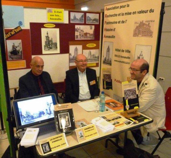 Forum de la châtellenie de Lille : le reportage photographique d'Alain-Pierre Loyez