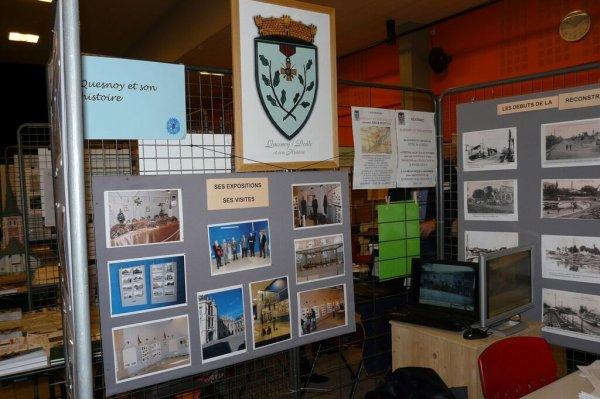 Le forum de la châtellenie de Lille était accueilli salle Festival à Quesnoy-sur-Deûle. Reportage photo de l'équipe de Quesnoy et son histoire