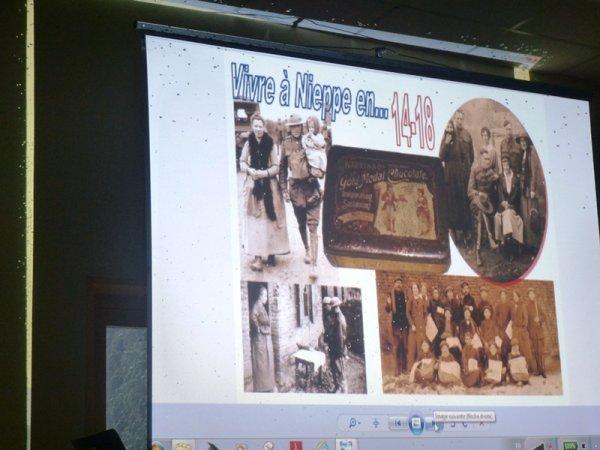 Vivre à Nieppe pendant la Première Guerre mondiale