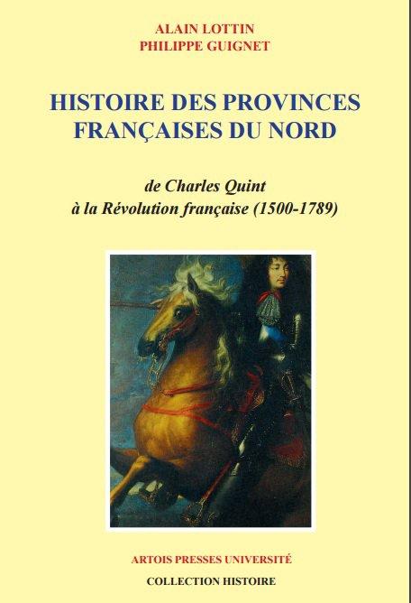 Le tome 3 de l'histoire des provinces françaises du Nord réédité !!!