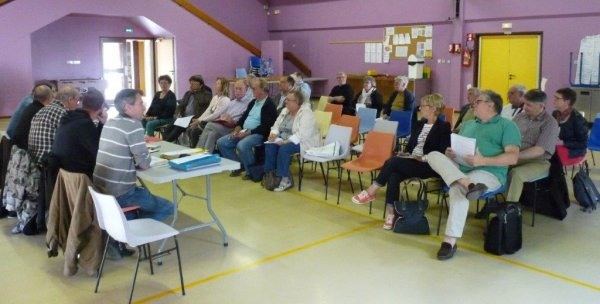 Le forum des Weppes 2016 à Hantay se prépare (photos Alain-Pierre Loyez)