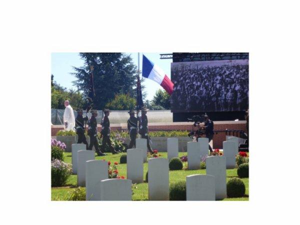 Centenaire de la bataille de Fromelles : Les premières photos