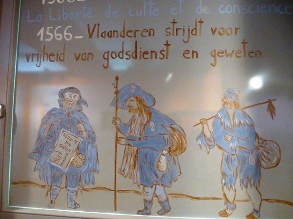 La maison de la bataille de la Peene à Noordpeene