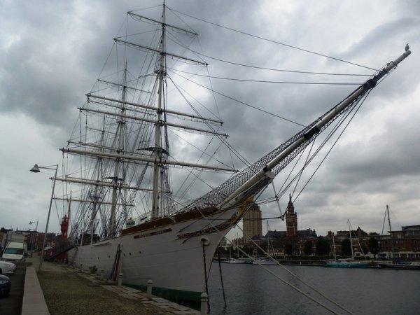 Le musée portuaire de Dunkerque