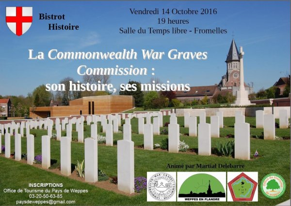 La Commonwealth War Graves Commission