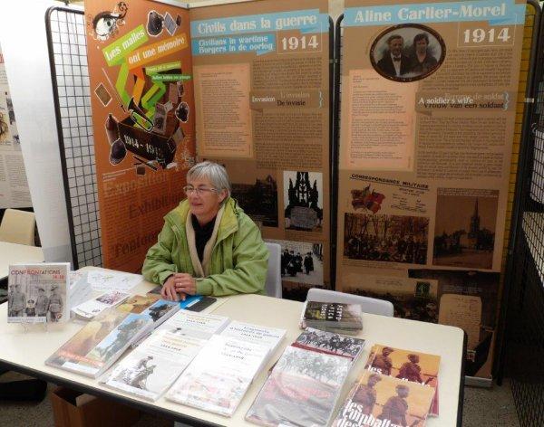 Forum des Weppes 2016 à Hantay : les photos d'Alain-Pierre Loyez