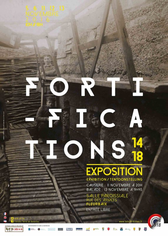 Attention, dernier week-end de fortifications à Fleurbaix