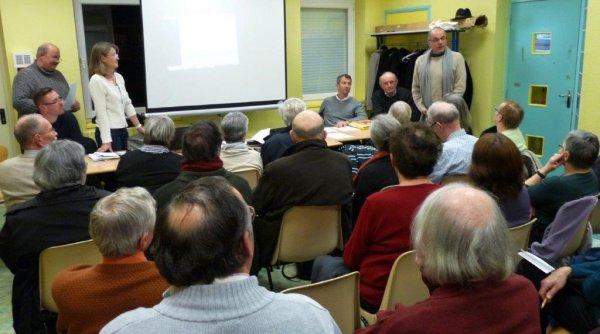 Compte-rendu de l'assemblée générale de Weppes en Flandre (photos Alain-Pierre Loyez)