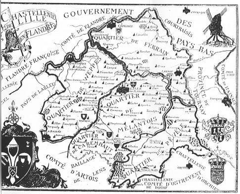 Lille et sa châtellenie dans la tourmente de la guerre franco-espagnole (1635-1659)
