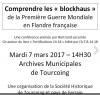 Les blockhaus de la Flandre française pendant la Première Guerre mondiale