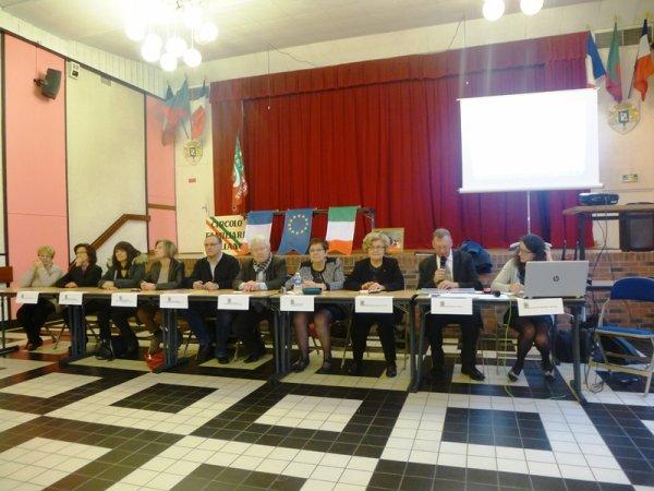 Dimanche, c'était l'assemblée générale du Cercle Franco-Italien de Pérenchies !