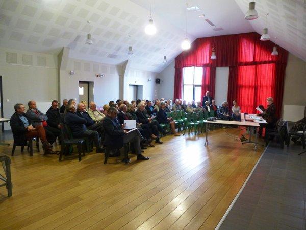 Assemblée générale de l'office de tourisme du Pays de Weppes