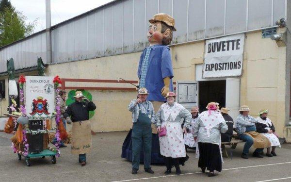 La fête de printemps de Tracteurs en Weppes dans le viseur d'Alain-Pierre Loyez