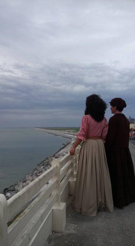 Des vacances au bord de la mer pour Jeanne et Henri
