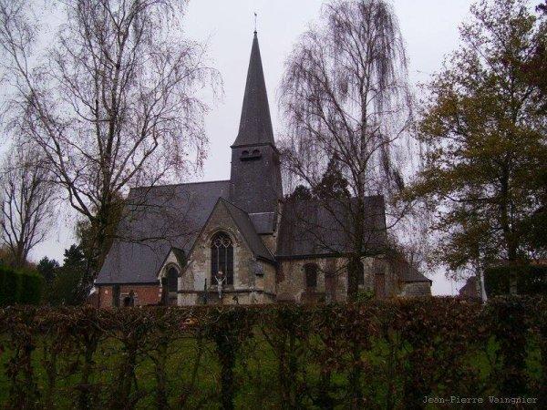 L'église d'Englos et la mémoire de la révolte des Gueux