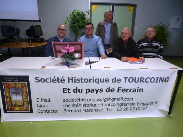 Le programme du deuxième semestre de la Société historique de Tourcoing et du Pays de Ferrain