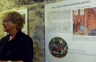 Le voyage d'été de la société historique d'Illies au pays des Gueux.