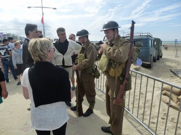 Dunkerque s'anime pour le lancement du film de Christopher Nolan