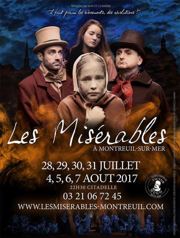 Les Misérables à Montreuil-sur-Mer