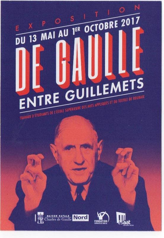 De Gaulle, entre guillemets !